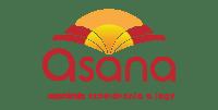 Logo Ásana - akadémia vzdelávania jógy
