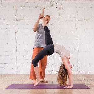 kurz inštruktorov jogy