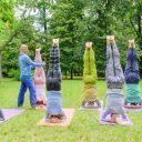 Vedenie lekcií jogy