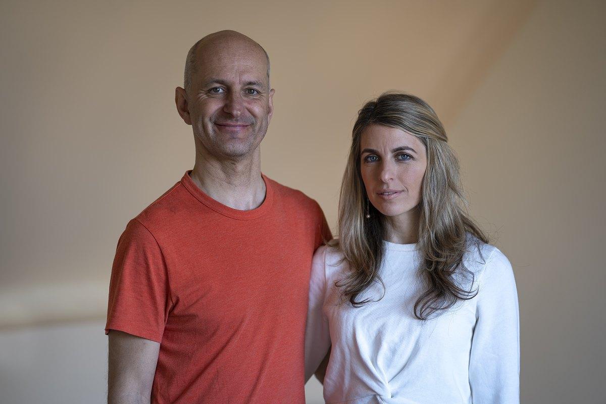 Vlado a Silvia Wagnerový