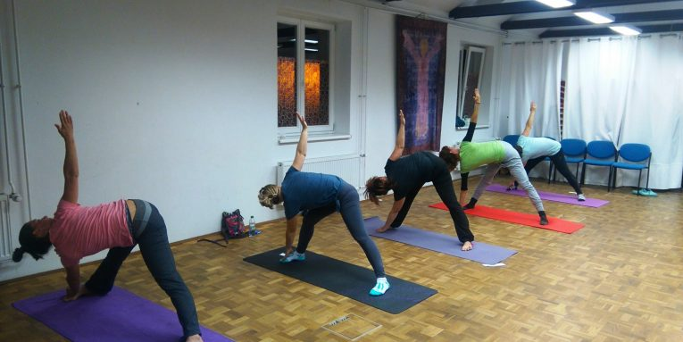 Kurz jogy vo Svätom Jure
