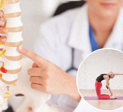 UŽ USKUTOČNENÉ: JOGA a zdravý chrbát – workshop so skúsenou fyzioterapeutkou – september 2019
